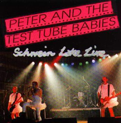 Shwein Lake Live by Peter and the Test Tube Babies